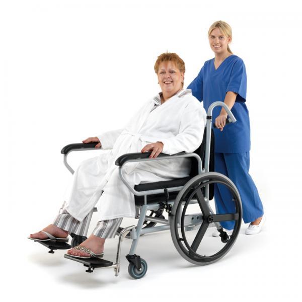 Sillas de ruedas manuales gracare - Tamano silla de ruedas ...